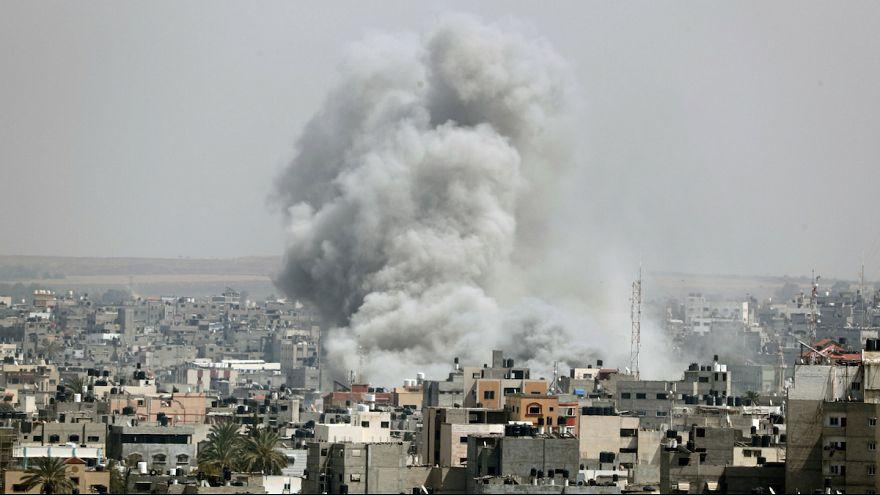 تشدید خشونتها در نوار غزه؛ ۱۹ فلسطینی و ۴ اسرائيلی کشته شدند