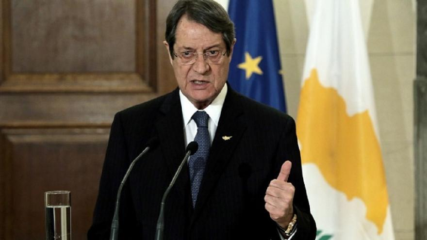 Αναστασιάδης: Στο Άτυπο Ευρωπαϊκό Συμβούλιο οι τουρκικές προκλήσεις στην Κυπριακή ΑΟΖ