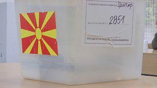 Segunda vuelta de las presidenciales en Macedonia del Norte