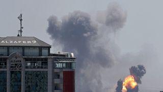 ارتفاع عدد القتلى الفلسطينيين والإسرائيليين في اشتباكات غزة ونتنياهو يأمر جيشه بتكثيف الضربات