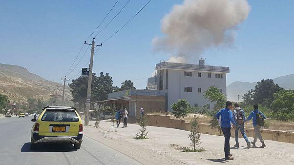 مقامات افغانستان از حمله انتحاری به مقر پلیس ولایت بغلان خبر دادند