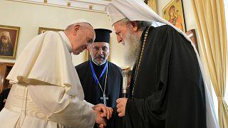 Στην Βουλγαρία ο Πάπας Φραγκίσκος
