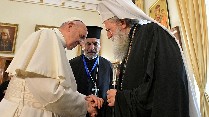 """Papst Franziskus: """"Verschließt nicht eure Herzen!"""""""