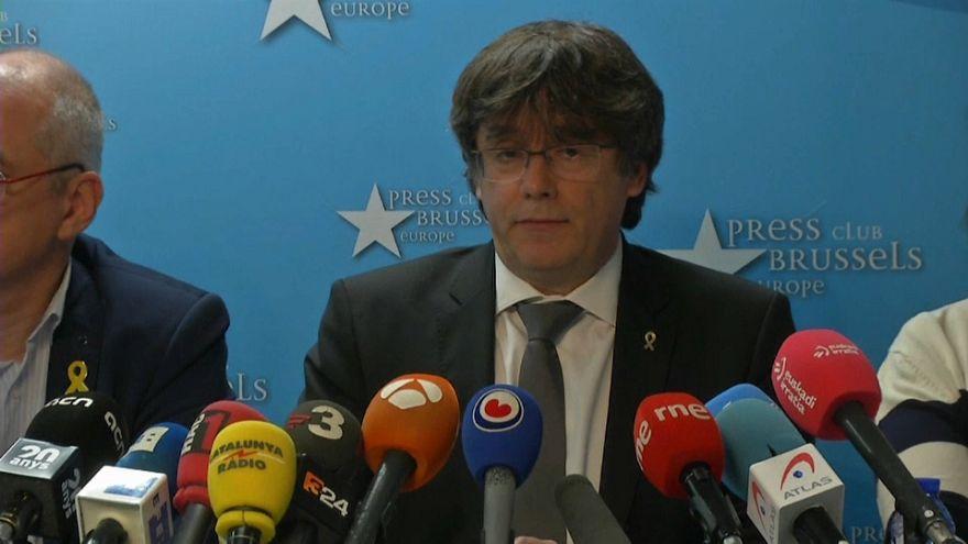 Puigdemont puede ser candidato en las europeas