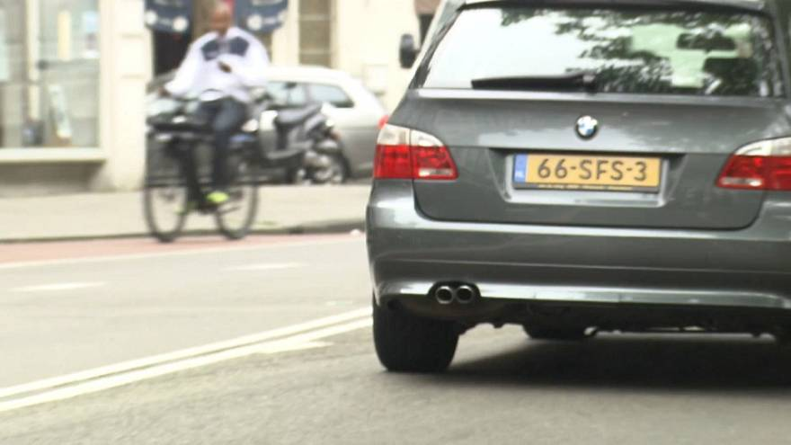 Amsterdam bannira les véhicules polluants d'ici 2030