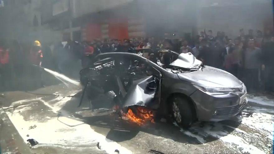إسرائيل تقتل قياديا في حماس في أول ضربة موجهة منذ سنوات