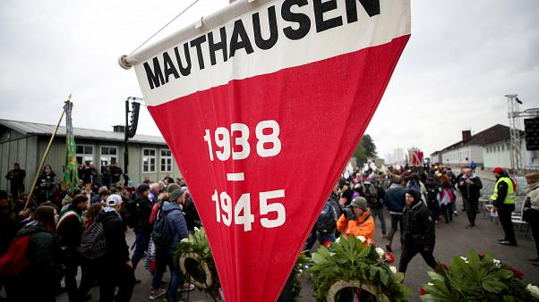 9.000 Menschen bei Befreiungsfeier in KZ-Gedenkstätte Mauthausen