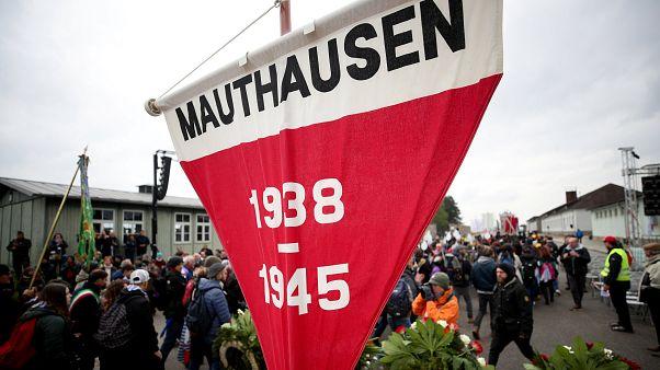 74-я годовщина освобождения концлагеря Маутхаузен