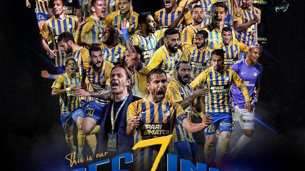 Ο ΑΠΟΕΛ έγραψε ιστορία με το 7ο σερί πρωτάθλημα