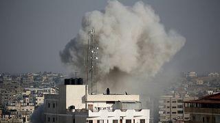 El ejércto israelí podría comenzar una ofensiva terrestre en Gaza