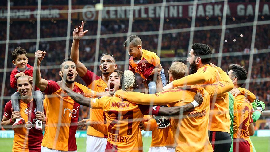 Galatasaray, Beşiktaş'ı 2-0 mağlup etti