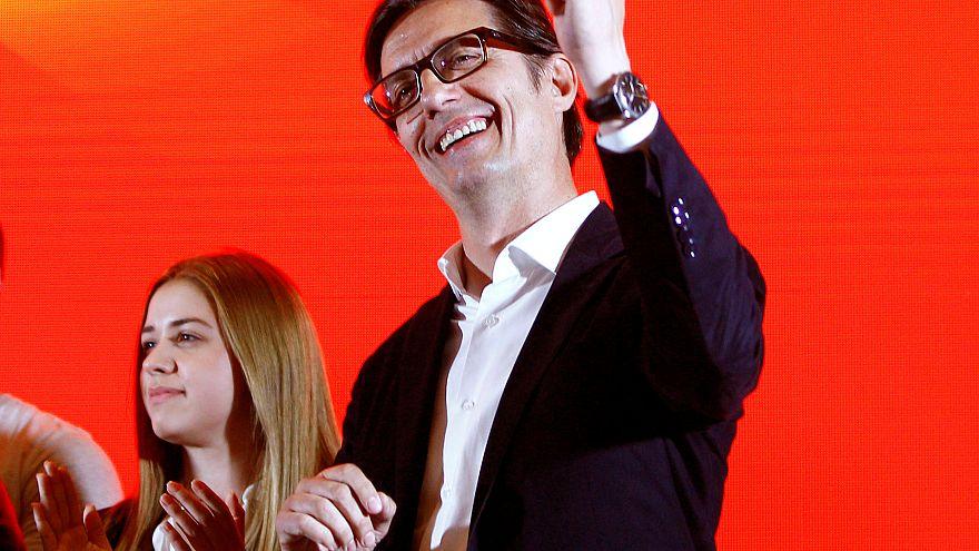 Pendarovski gewinnt Präsidentschaftswahl