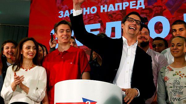 Kuzey Makedonya cumhurbaşkanlığı seçimi: AB ve NATO yanlısı Stevo Pendarovski kazandı