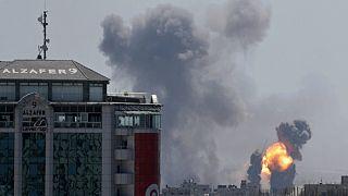 برقراری «آتش بس» در نوار غزه پس از ۳ روز درگیری