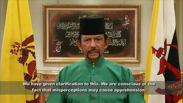 Le sultan de Brunei tente d'apaiser les critiques avec son moratoire sur la peine de mort