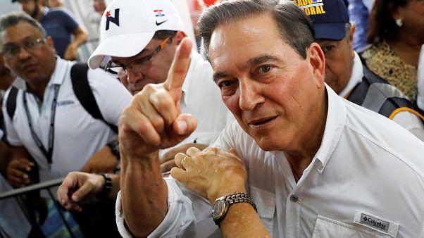 Laurentino Cortizo elegido presidente de Panamá