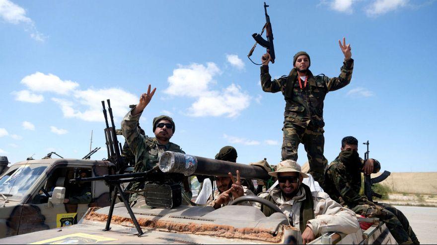 حفتر خطاب به ارتش ملی لیبی: در «ماه جنگ مقدس» شدیدتر مبارزه کنید