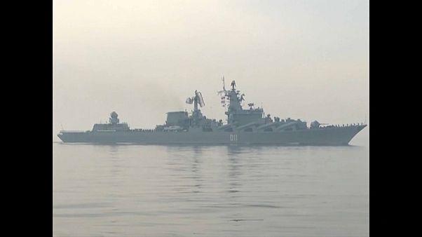 Российский крейсер «Варяг»