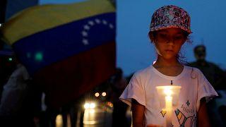 Duelo y amenazas de represalias en Venezuela