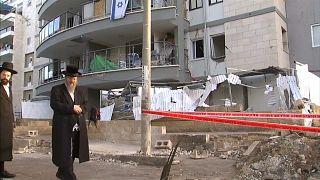 شاهد: حجم الدمار الذي خلفته صواريخ غزة على إسرائيل