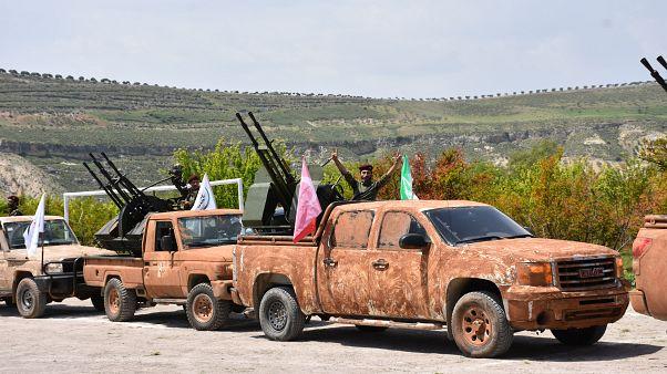 ÖSO: Şam ve Moskova son saldırılarla iki önemli karayolunun kontrolünü ele geçirmek istiyor