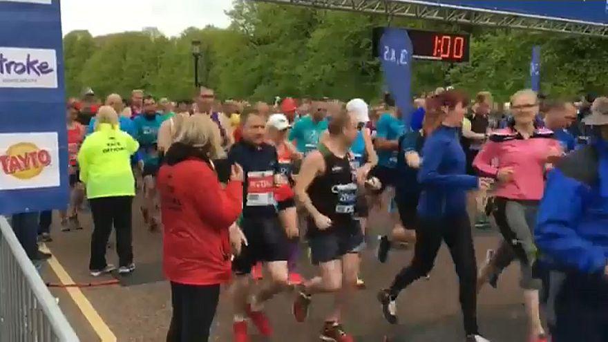 The Belfast Marathon was 469 metres too long