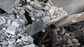 Israelíes y palestinos cesan las hostilidades tras la tregua