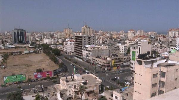 Cessez-le-feu entre Israël et Gaza