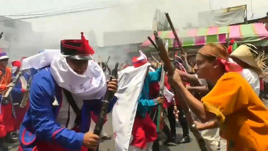 México vuelve a derrotar al Ejército francés
