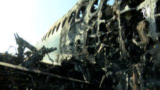 Σε πλήρη εξέλιξη η έρευνα για το αεροπορικό δυστύχημα