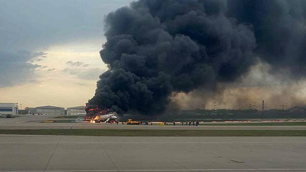 Moscow Aeroflot fire: what we know about flight SU1492?