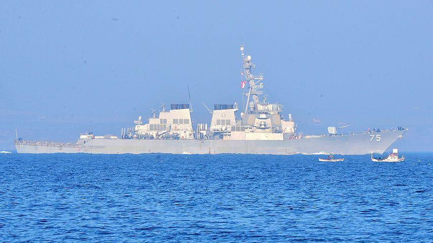 ABD donanmasından, Güney Çin Denizi'nde Pekin'i tedirgin eden yeni girişim