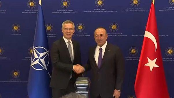 Stoltenberg zu Krisentreffen in Ankara