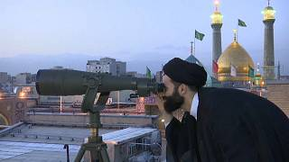 Clerics keep watch for the new moon that signals the start of Ramadan