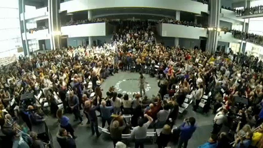 Объединённые левые в Европарламенте