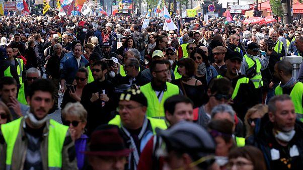 نخستین حمایت آشکار طبقه روشنفکر فرانسه از جنبش جلیقه زردها