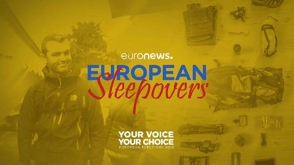 SleepOvers: Nicosia, la única ciudad dividida de la UE