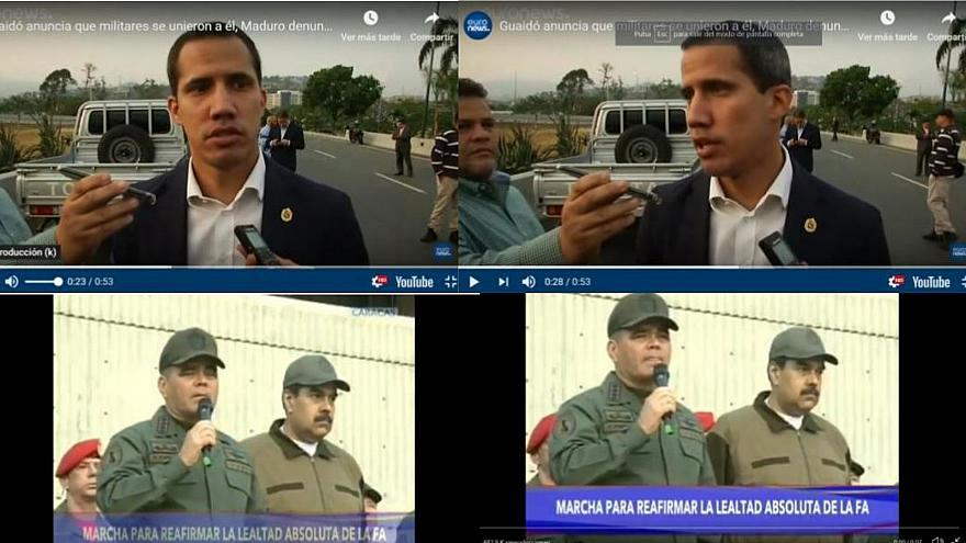 Body language expert finds Guaido confident where Maduro emits 'anger'