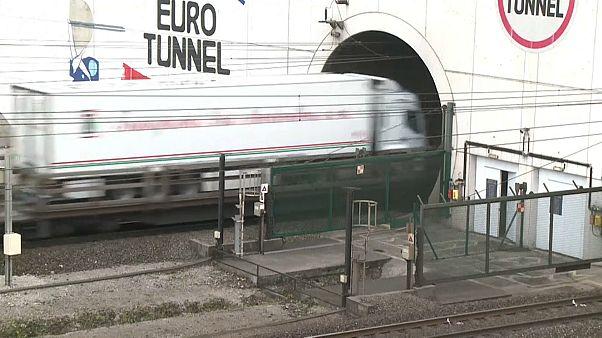 25 anos do Eurotúnel