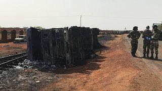 Взрыв бензовоза в Ниамее: 58 погибших