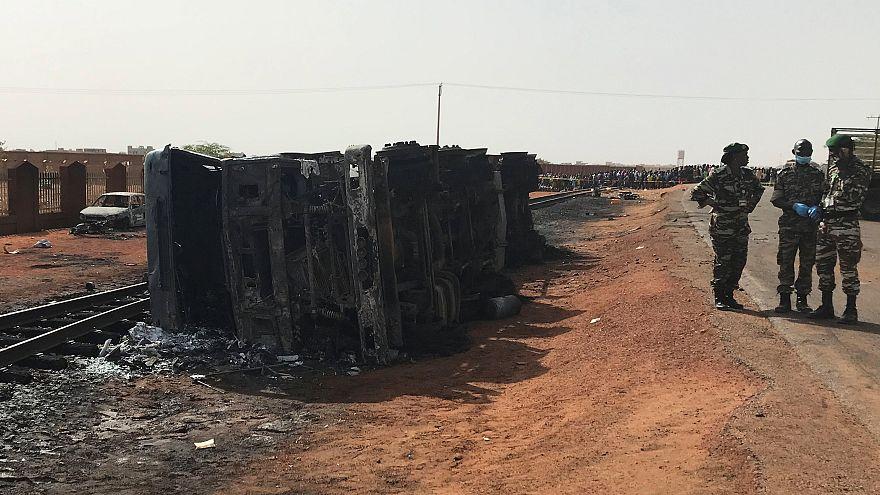 Niger: 55 Tote bei Explosion eines Tanklasters