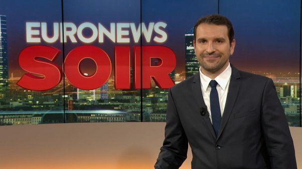 Euronews Soir : l'actualité du 6 mai