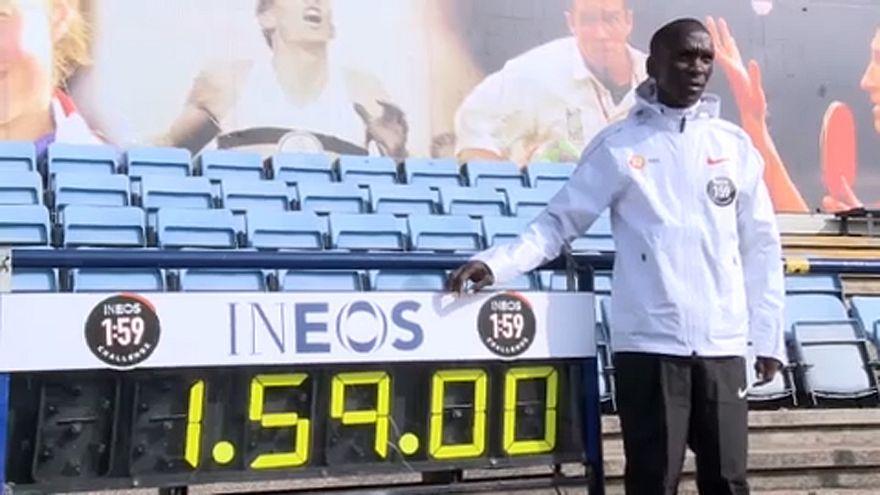 Maratona sotto le due ore, Kipchoge ritenta la sfida