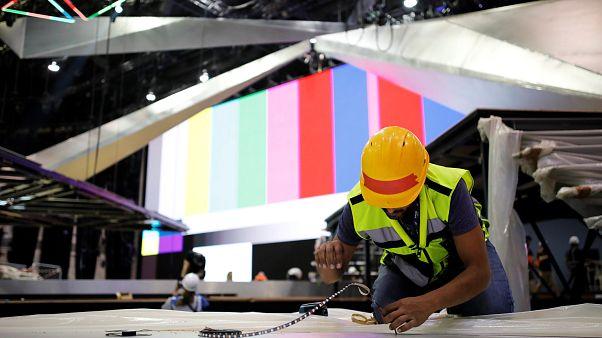 Ανησυχίες και διαβεβαιώσεις περί ασφαλείας στη Eurovision του Τελ Αβίβ