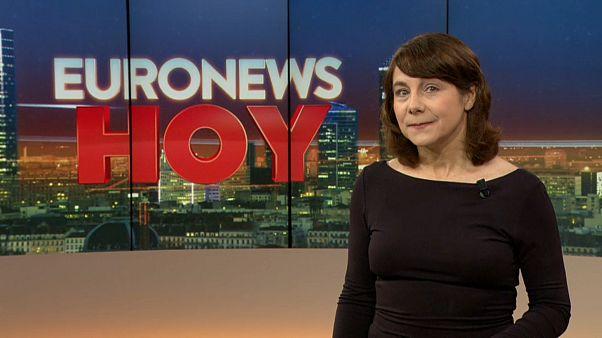 Euronews Hoy | Las noticias del lunes 6 de mayo de 2019