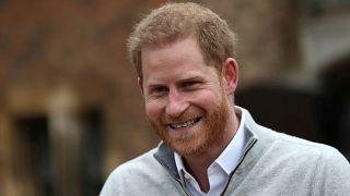 شاهد: ماذا قال الأمير هاري عقب إنجاب ميغان مولود ذكر؟