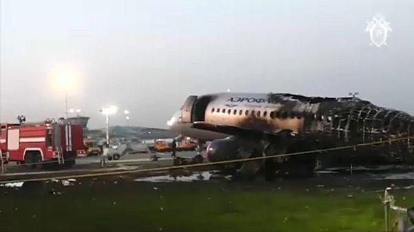 Rusia descarta suspender los vuelos del modelo del avión siniestrado
