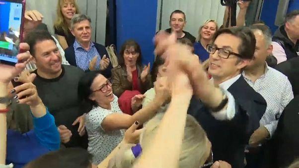 EU-s remények a választás után Szkopjében
