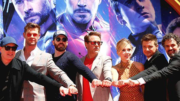 Avengers Endgame en çok kazanan ikinci film: 2 milyar dolardan fazla gişe
