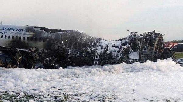 Aeroflot-Notlandung in Moskau: Die bekannten Fakten
